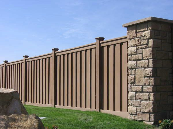 Privacy Fence For Barker Backyard Fences Cheap Privacy Fence