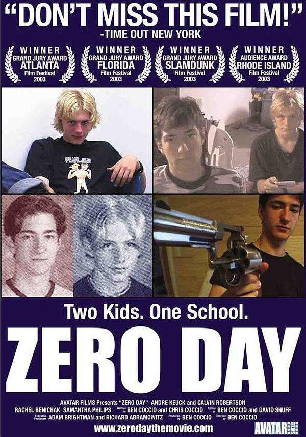 Zero Day (2003) Zero days, Tv shows online, Movies