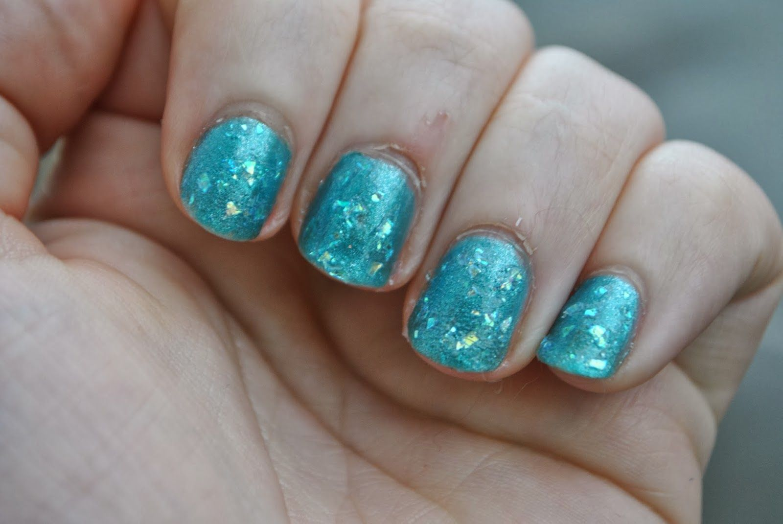 Elsa from Frozen inspired nails   Frozen installation ideas ...