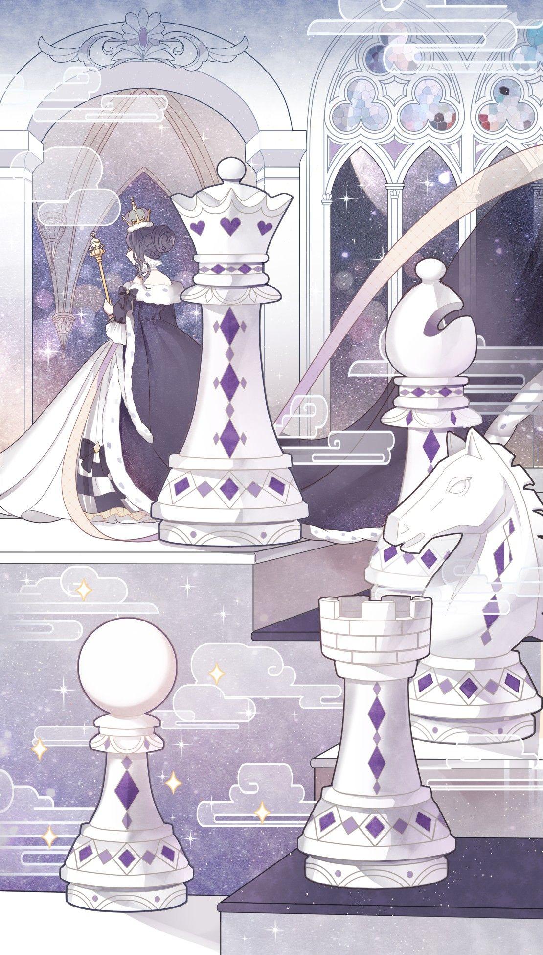 Pin de luma kelly em histórias em pinterest anime