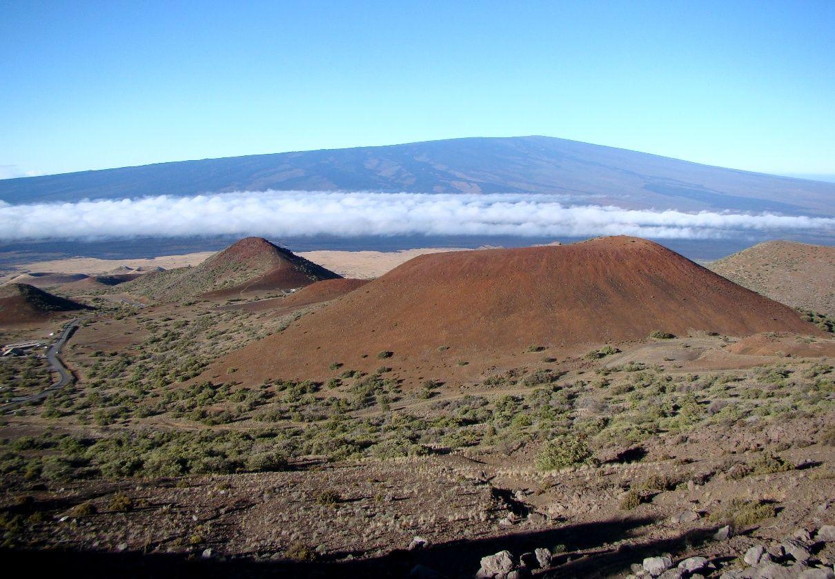 mauna kea volcano - HD1210×839