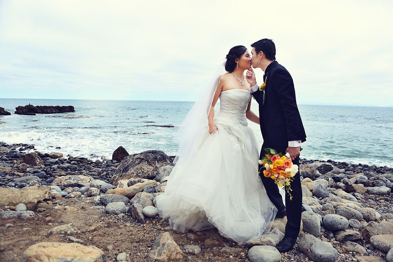 Yousi & Elizabeth {Wedding Photos} Terranea Resort