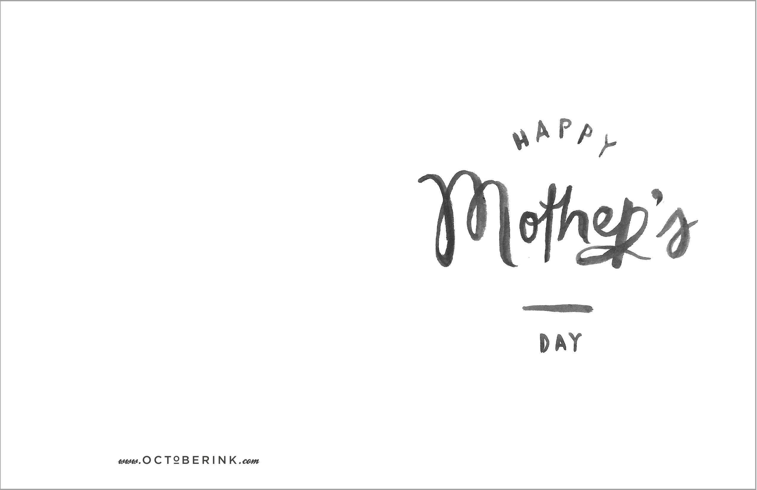 Mothers Day Card Template Mothers Day Cards Free Mothers Day Cards