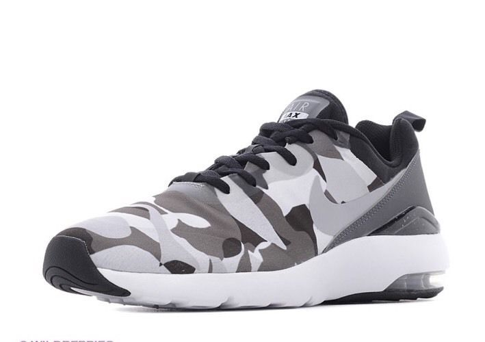 Nike Mens Air Max Siren Print Running Shoes 749815 001 Size