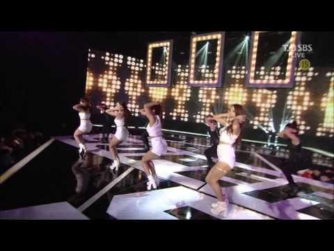 141221 KARA - Mamma Mia (맘마미야) @ 2014 SBS Gayo Daejun [1080P]