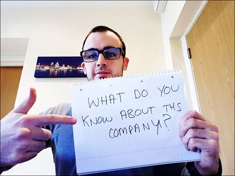 Interview tips - What do you know about the company? - http://LIFEWAYSVILLAGE.COM/how-to-find-a-job/interview-tips-what-do-you-know-about-the-company/