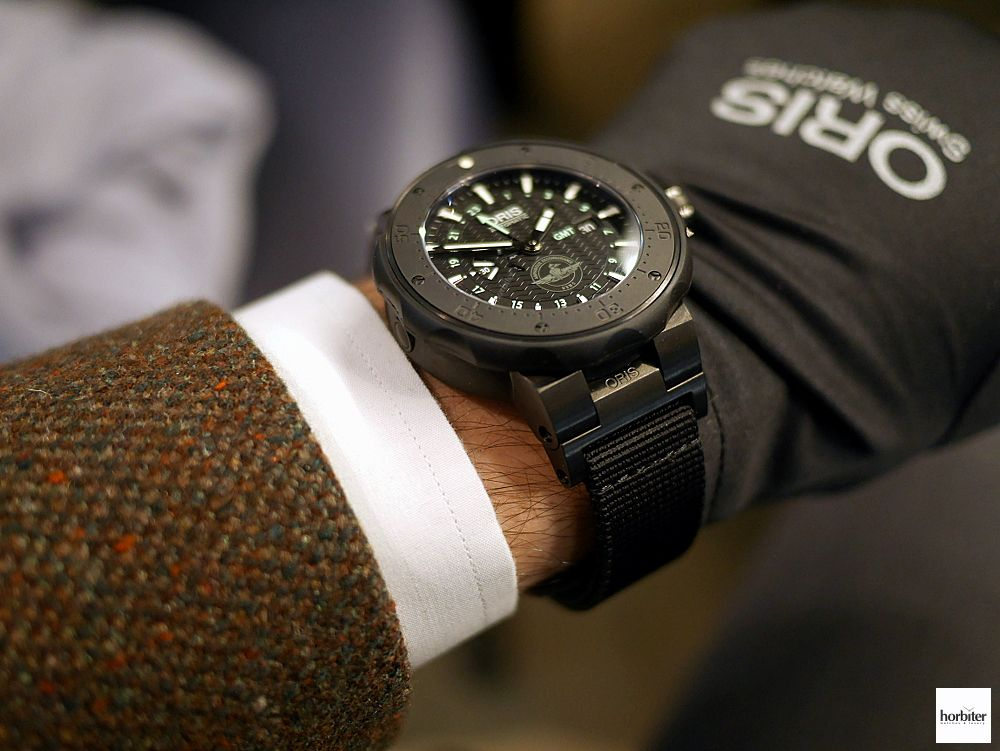 Diving soon - The Oris Force Recon GMT   WATCH PORN   Pinterest ...