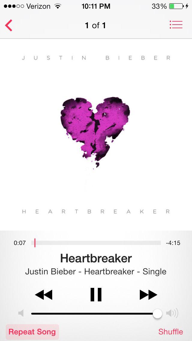 Heartbreaker Justin Bieber Heartbreak Justin Bieber Music
