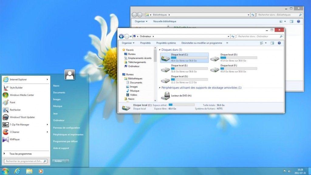 Скачать Тему Для Windows 7 Тему Windows 8 Для Windows - фото 7