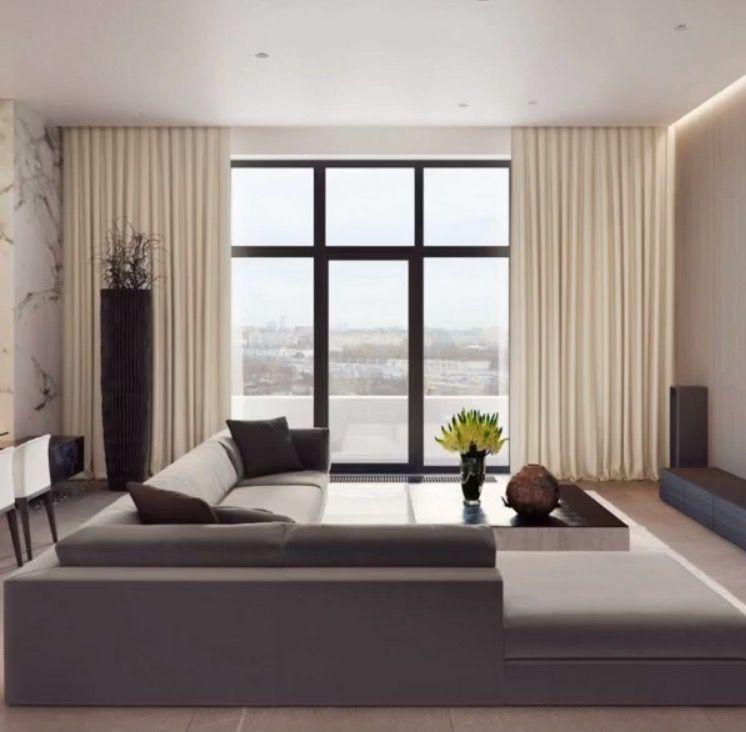 Apartment On Yakimanka Was Designed By Russian Architect Alexandra Fedorova Images