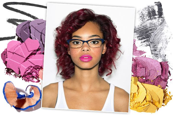 The Makeup Rules Every Girl with Glasses Needs to Know | Teen Vogue
