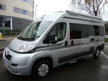 Auto Sleeper Sussex BB A Lot In Store For The Family To Use This Four Berth Van Conversion
