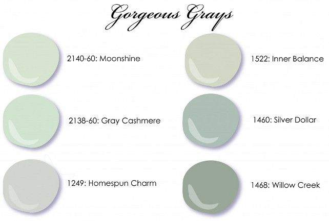 Best Gray Paint Color Benjamin Moore Gray Paint Moonshine 640 x 480