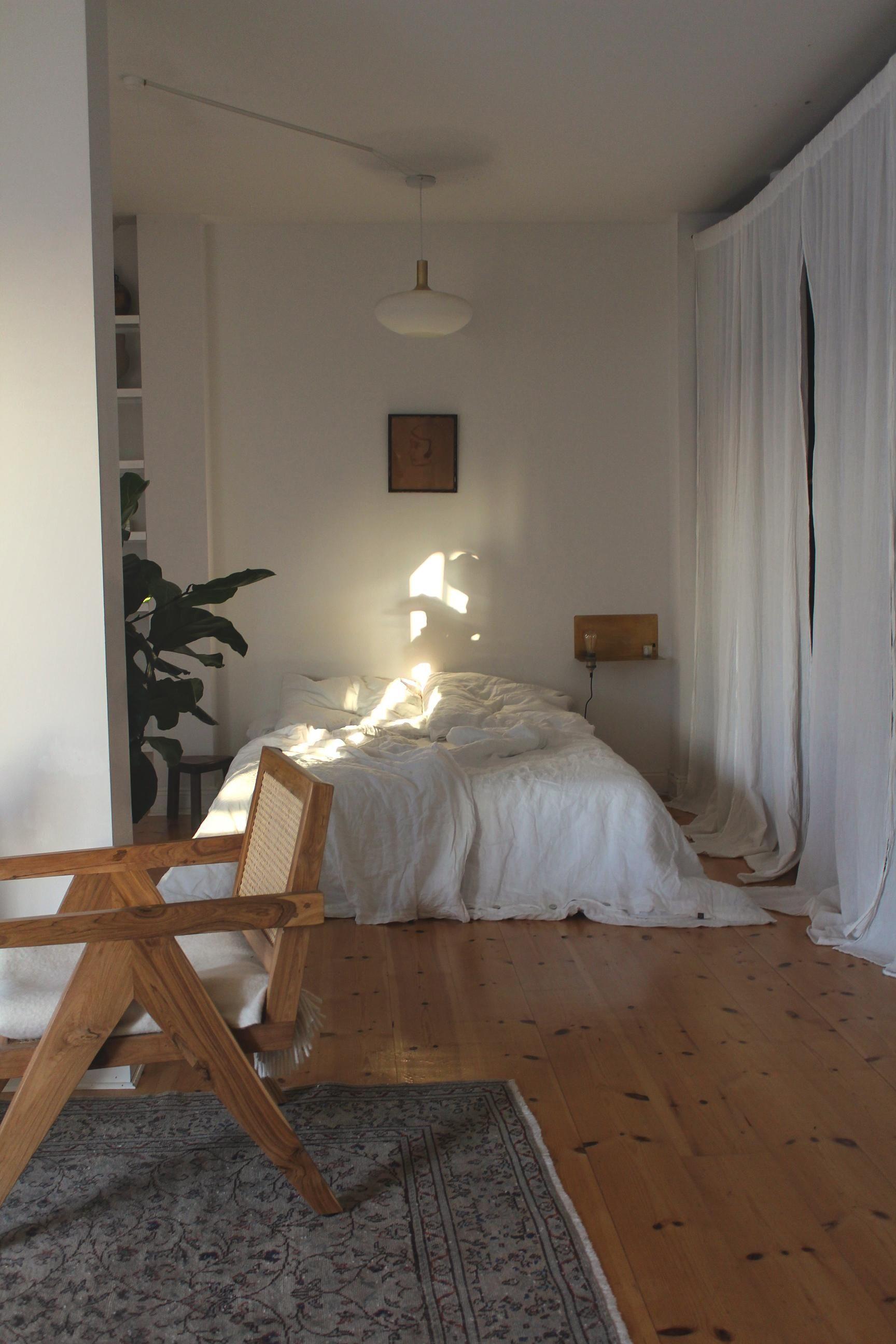 Entspannte Wohnung über den Dächern Berlins