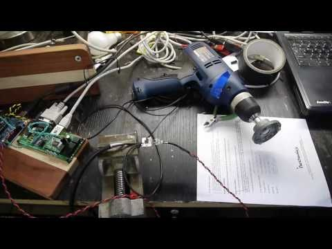 Universal motor speed control by a microcontroller (arduino) - YouTube