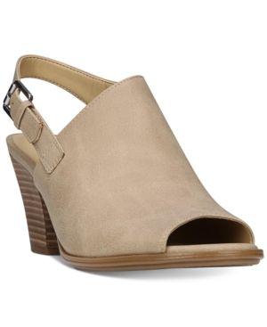 d3dea270333 Naturalizer Takoda Dress Sandals - Sandals - Shoes - Macy s