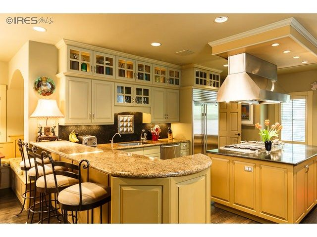 Kitchen Design Boulder Fabulous Kitchen In Boulder Home #boulder Real Estate  Kitchen