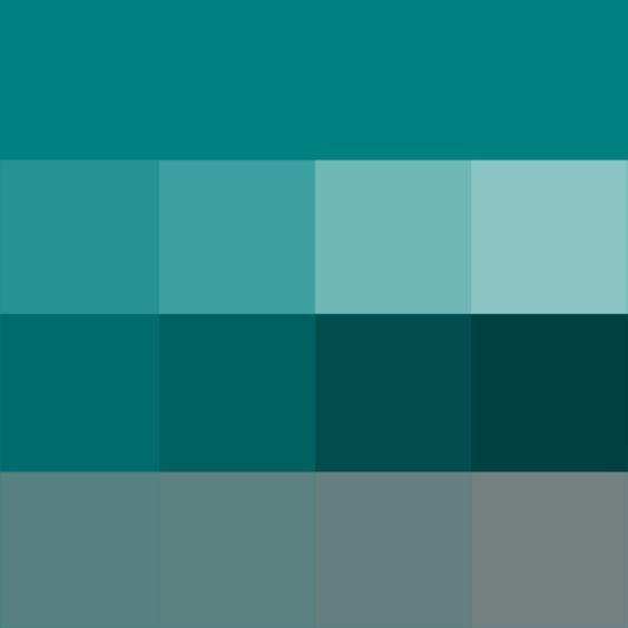 Turkistone Passen Dem Sommer Farbtyp Hervorragend Farbpassnummer