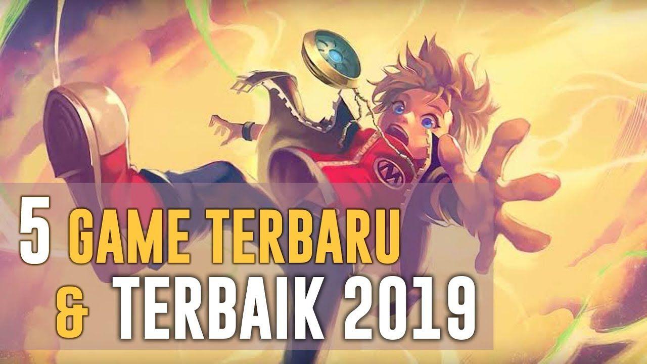 5 Game Terbaru dan Game Terbaik 2019 Game