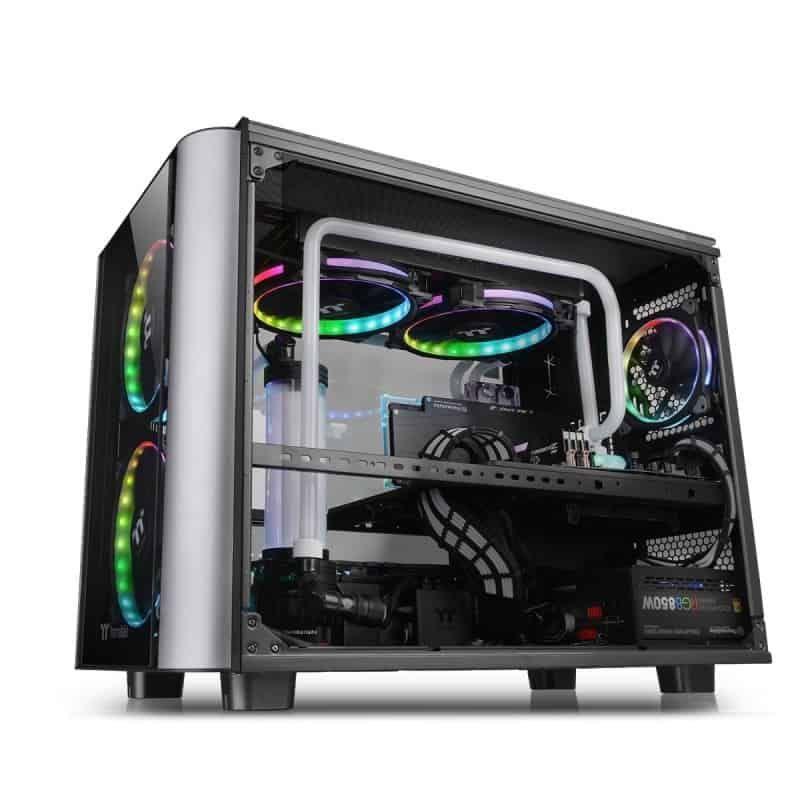 Thermaltake Level 20 Xt Cube Chassis Review The Ultimate