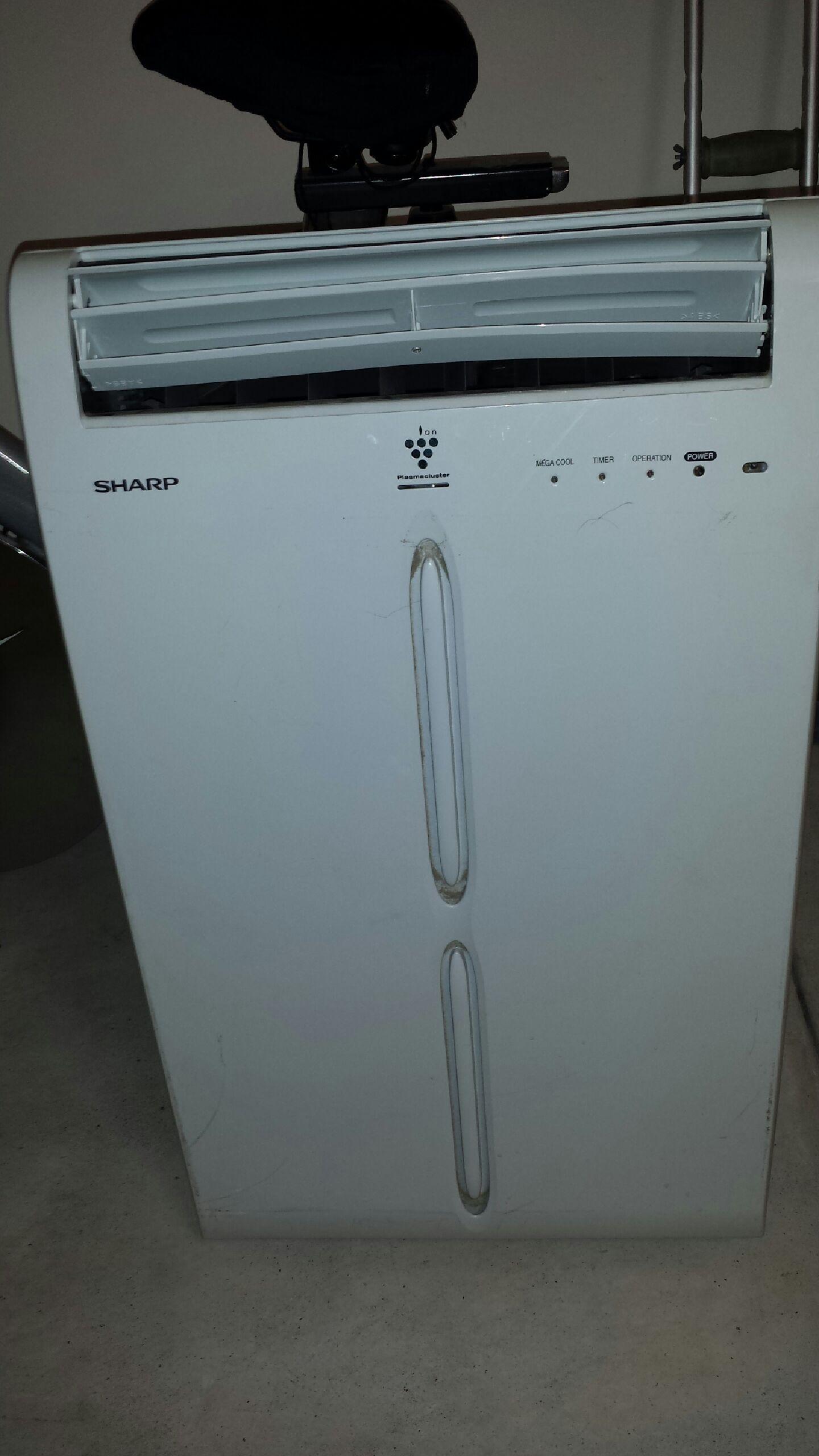 Sharp Portable AC unit 10000 btu in JMLachman's Garage ...