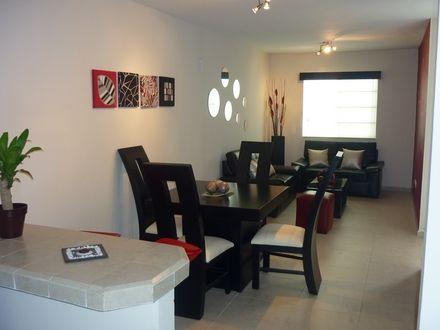 Excelentes casas del sector aprovecha tu infonavit for Decoracion de interiores monterrey