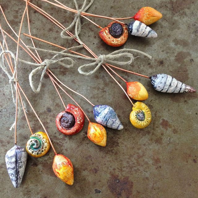 The Editors Take Art Bead Scene Challenge How To Make Beads Polymer Clay
