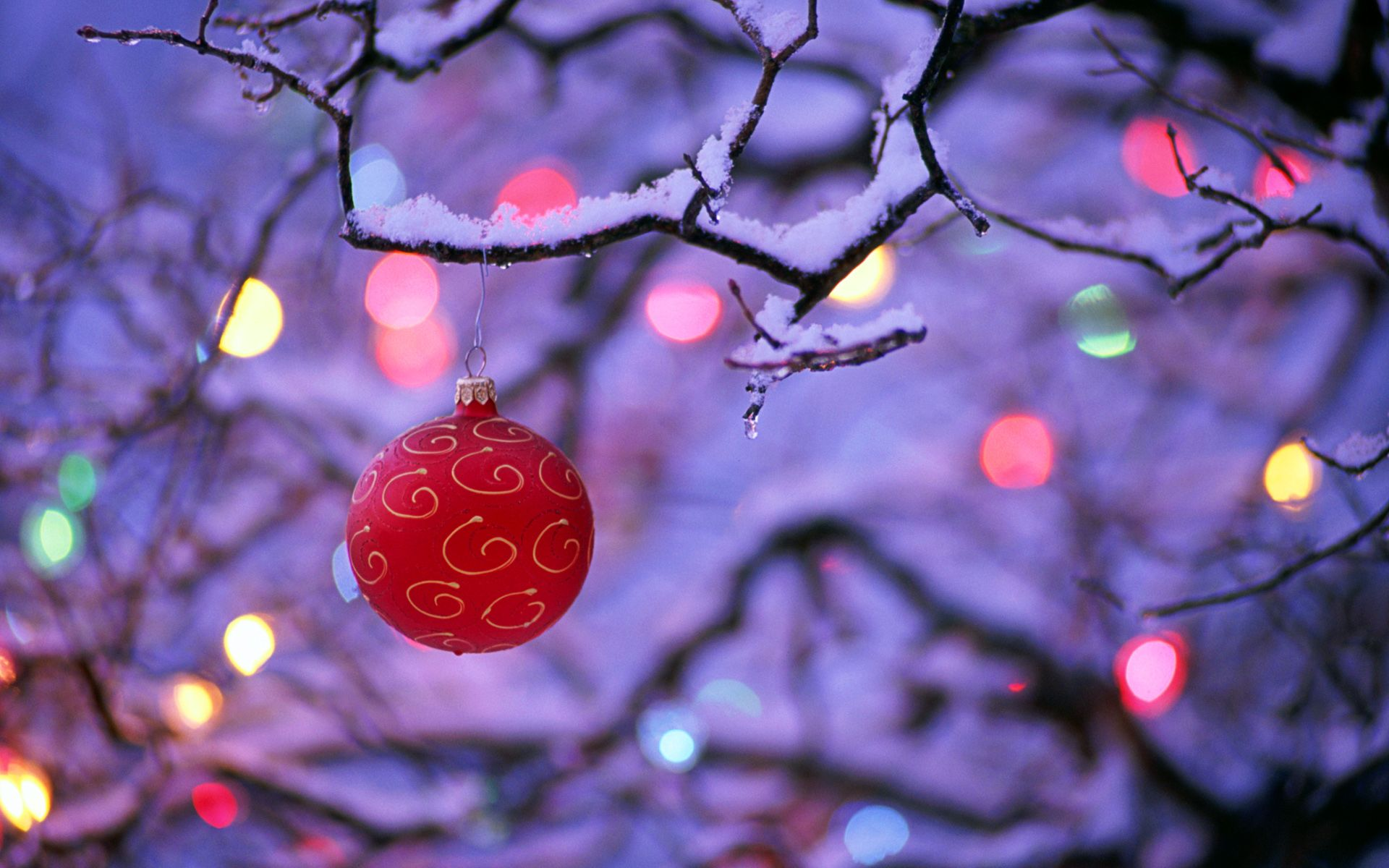 Winter Christmas Wallpaper Picture