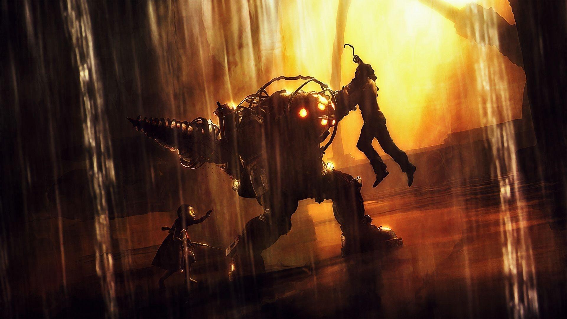Full HD P Bioshock Wallpapers Desktop Backgrounds Wallpaper