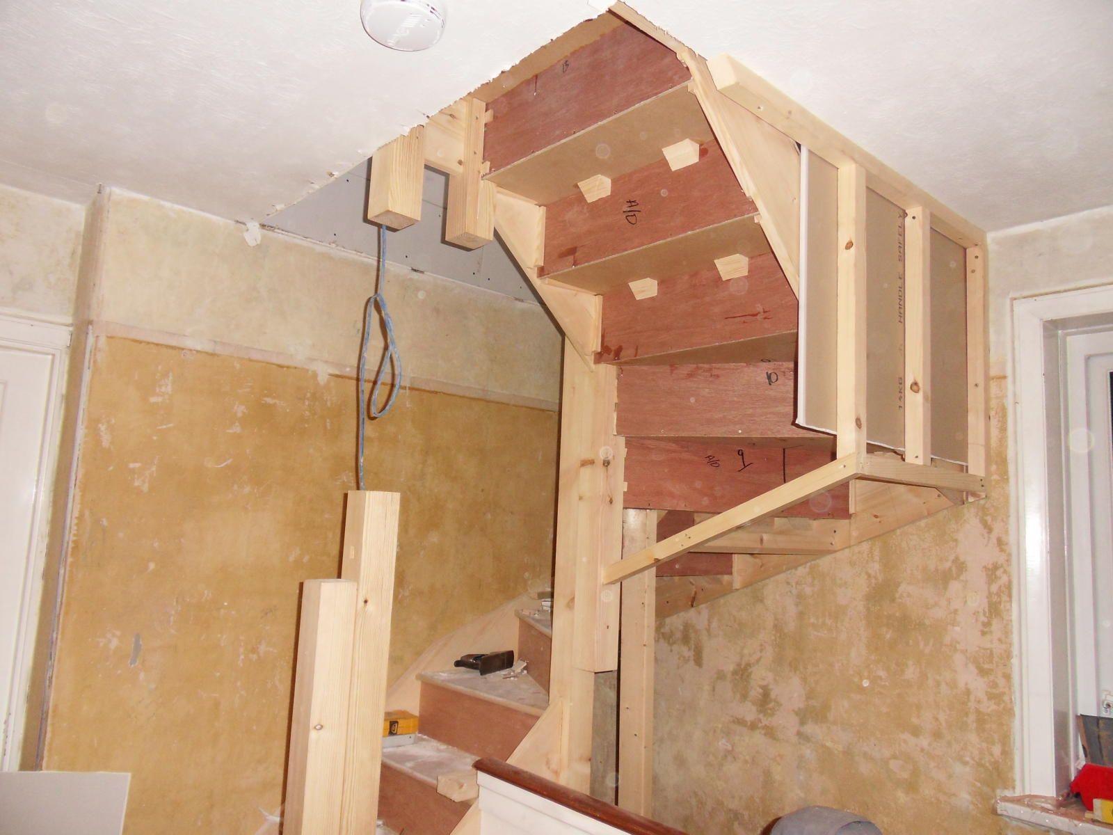 Best Staircase Installation Attic Designs Ltd Loft Stairs 400 x 300