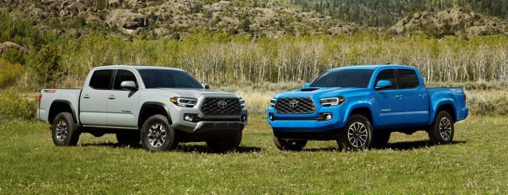 Available 2020 Toyota Tacoma Interior And Exterior Color Options In 2020 Toyota Tacoma Toyota Tacoma Interior Tacoma Truck