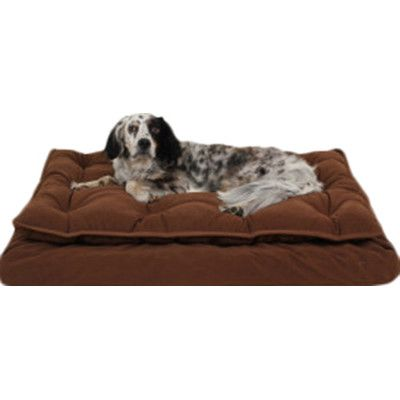 Carolina Pet Company Luxury Pillow Top Mattress Pet Bed in Caramel #pillowtopmattress