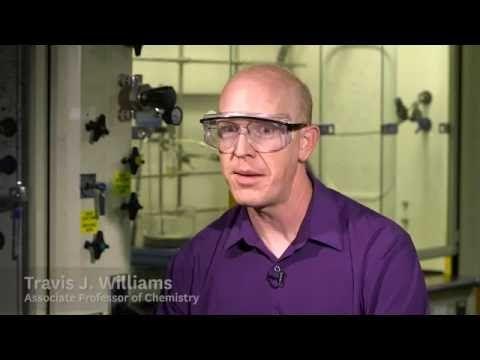 Chemists turn greenhouse gas into hydrogen fuel