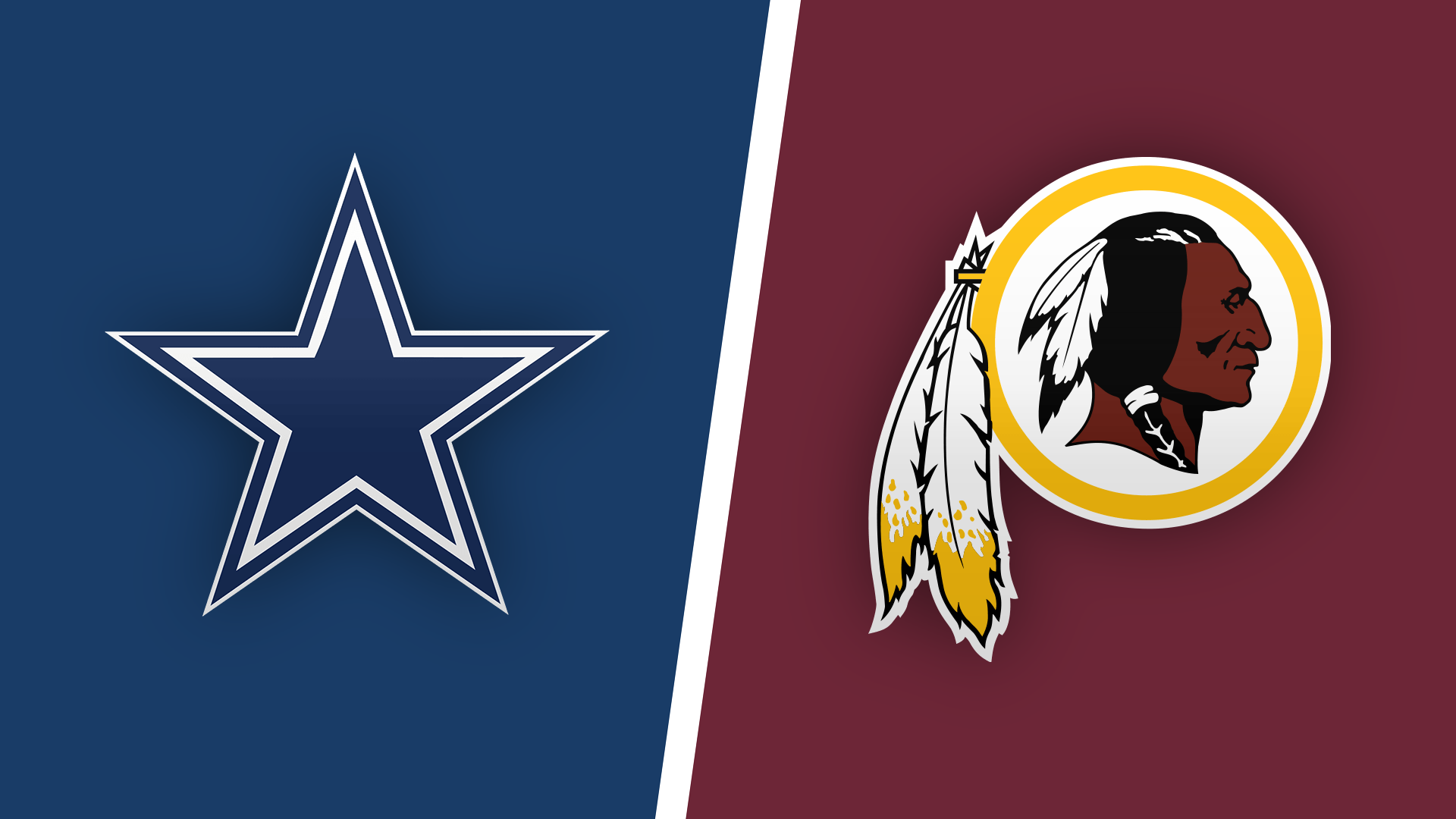 How to Watch the Dallas Cowboys at Washington Redskins on