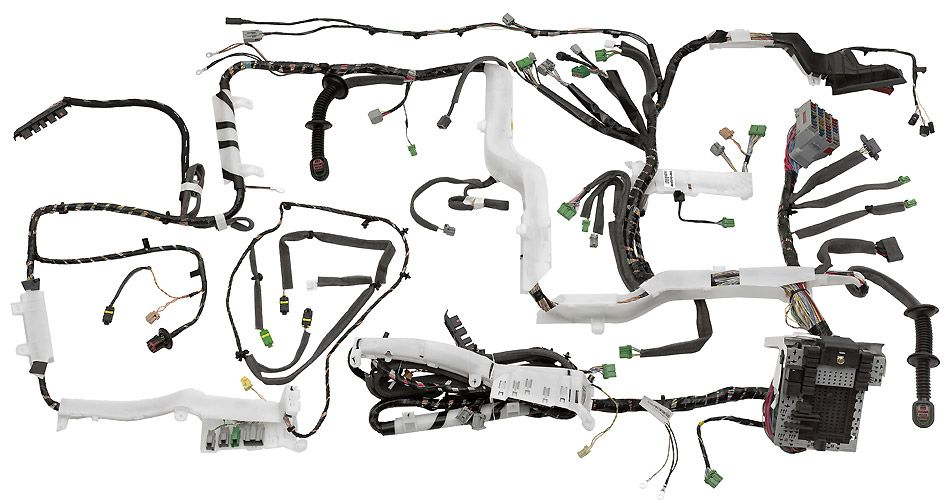 Motorsports ECU Wiring Harness Construction. Tons of tips