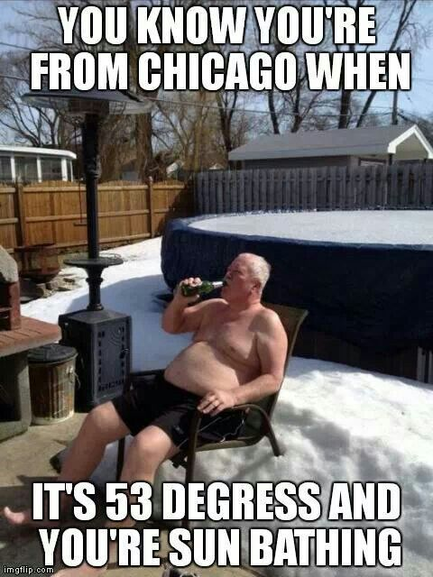 Damn Straight Chicago Memes Truth Its All About The Laughter
