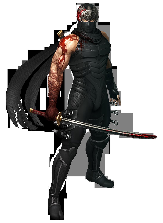 Ryu Hayabusa Ninja Gaiden Render Ninja Gaiden Ninja Art Ryu