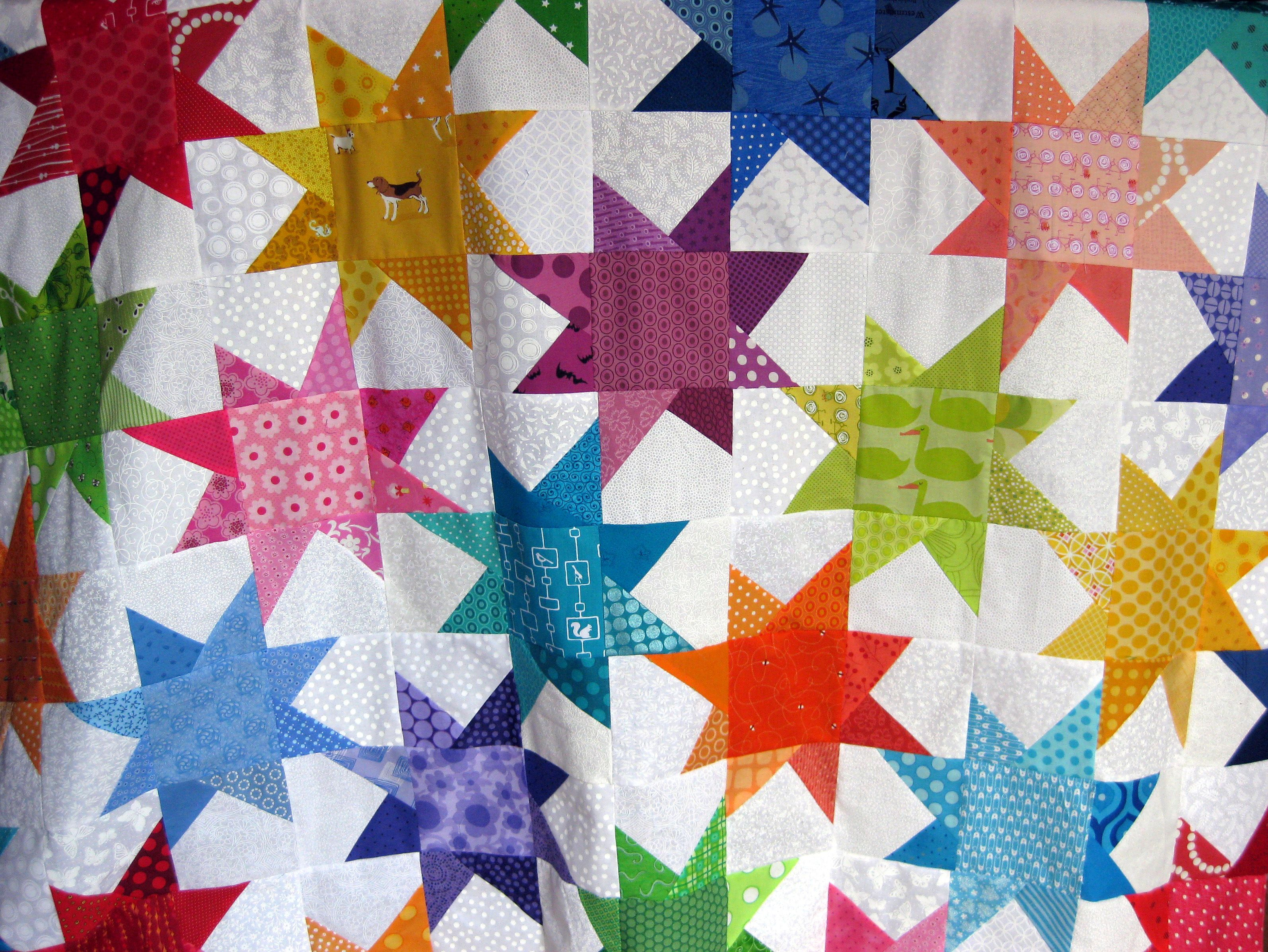 Wonky Star Wip Quilts Pinterest Star Quilts Star And Patchwork
