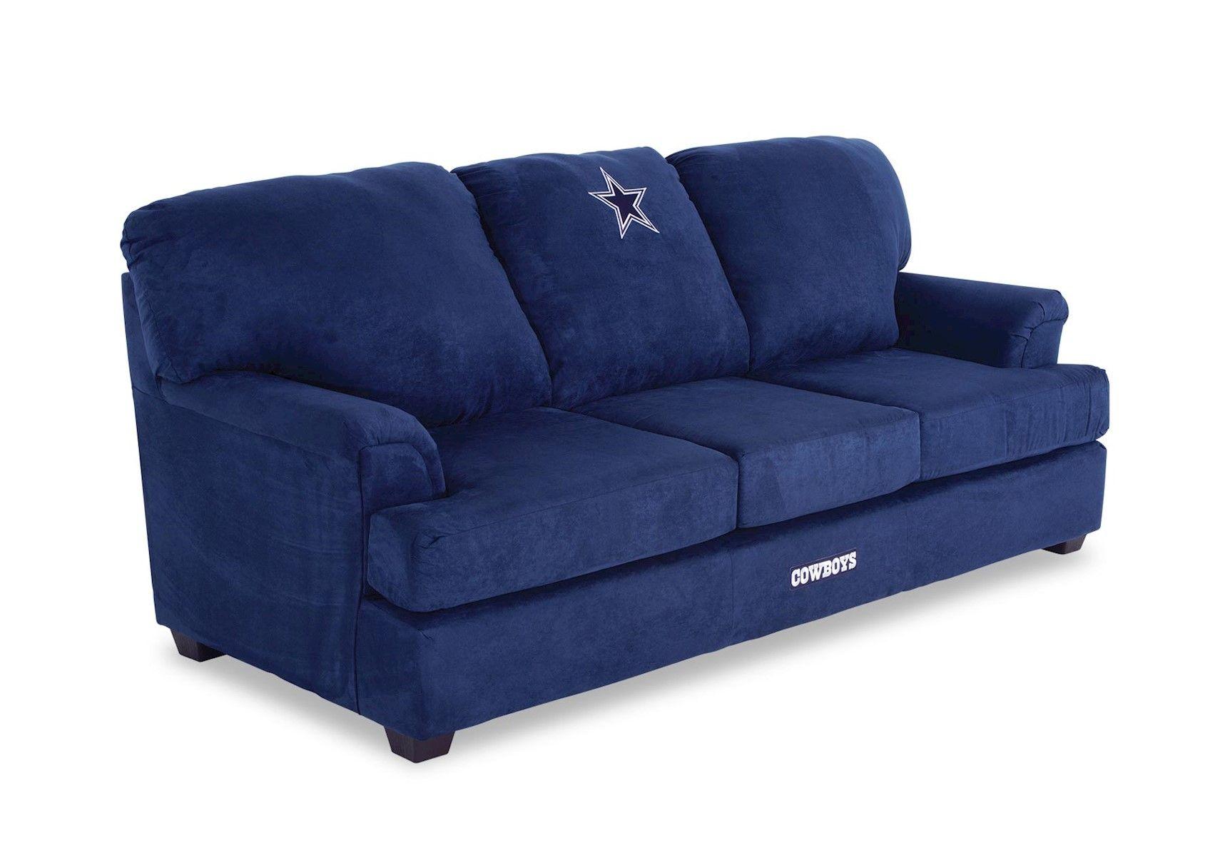 Lacks Dallas Cowboy Sofa Man Cave Must Haves