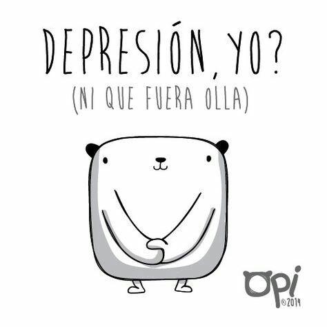 Di no a la depresión!