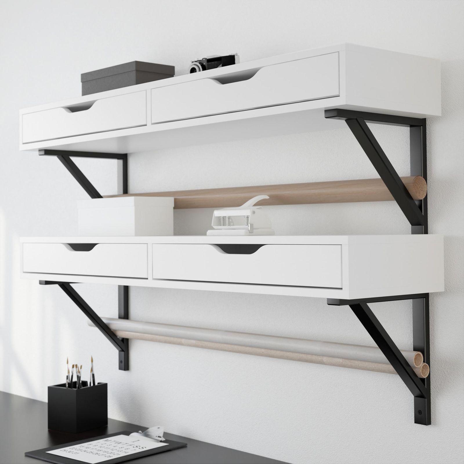 15 organizadores de Ikea que cambiarán tu vida Drawer