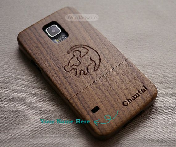 samsung galaxy s6 case wood galaxy s5 case custom by woodartware