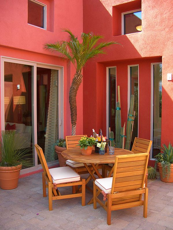 Color coral en paredes 30 ideas para pintar la casa con - Decoracion de paredes colores ...