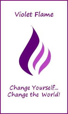 As Each Of Us Gives The Violet Flame To Accomplish Positive Change