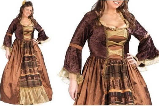 Affordable Plus Size Halloween Costumes