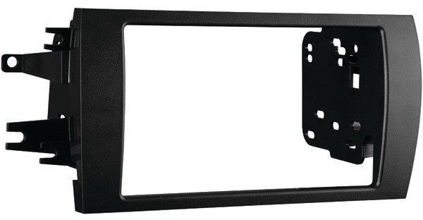 metra - 1996 - 1999 cadillac deville/1997 - 2001 catera double din installation kit
