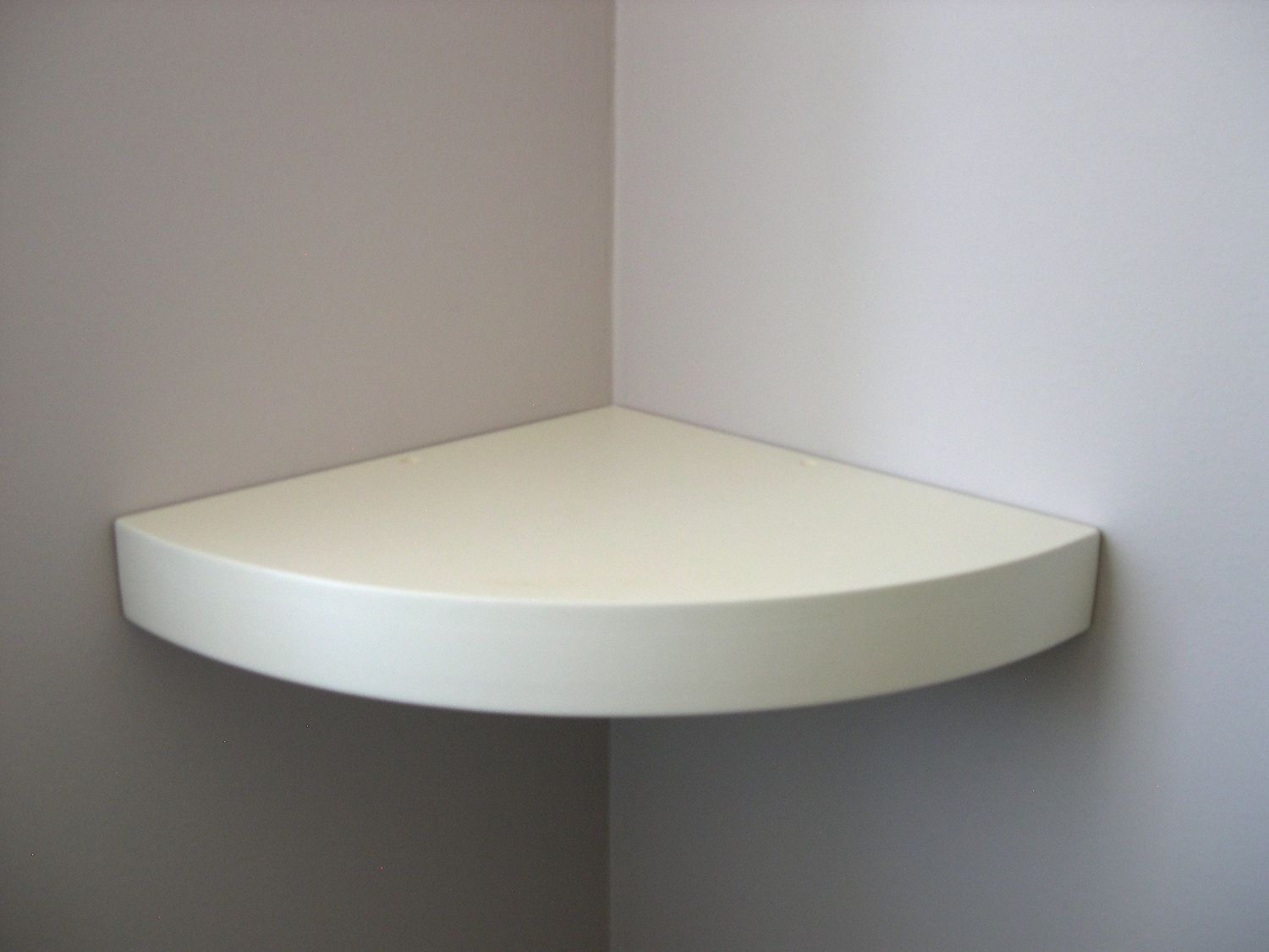 Floating Shelf Corner Floating Shelf 12 White Etsy In 2020 Floating Corner Shelves Corner Shelves Floating Wall Shelves