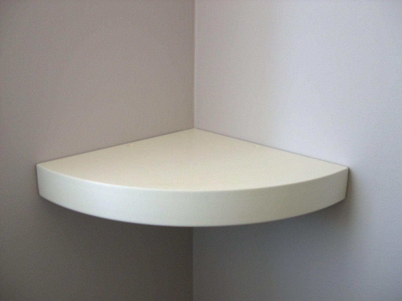 Floating Shelf Corner Floating Shelf 12 White Floating Wall