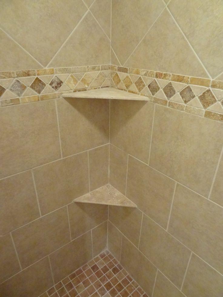 TILE SHOWER BORDERS - Google Search | tile bath design | Pinterest ...