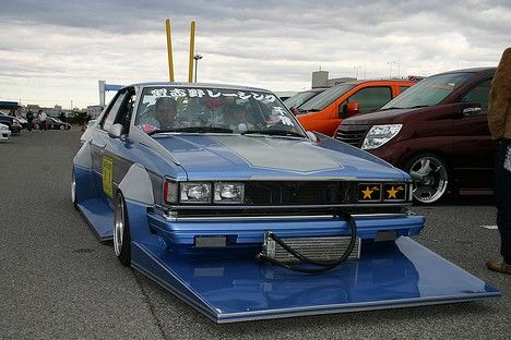 Crazy Custom Cars From Japan Want To Share Pics Of Your